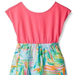 Lilly Pulitzer Caila girls dress size M
